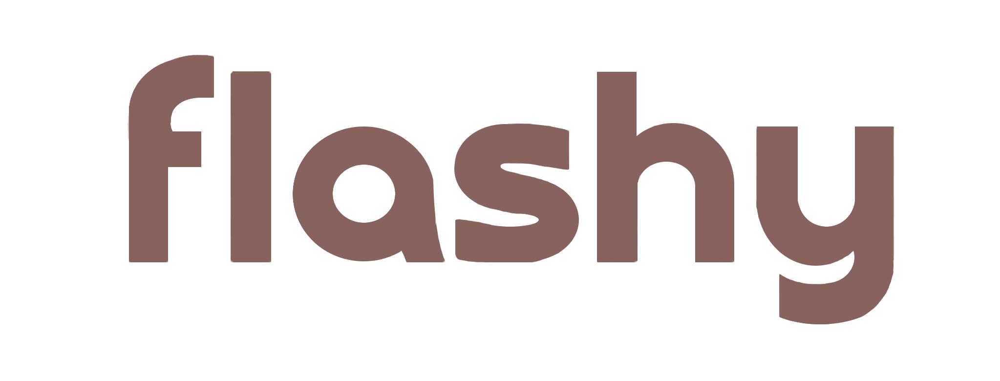 flashy logo