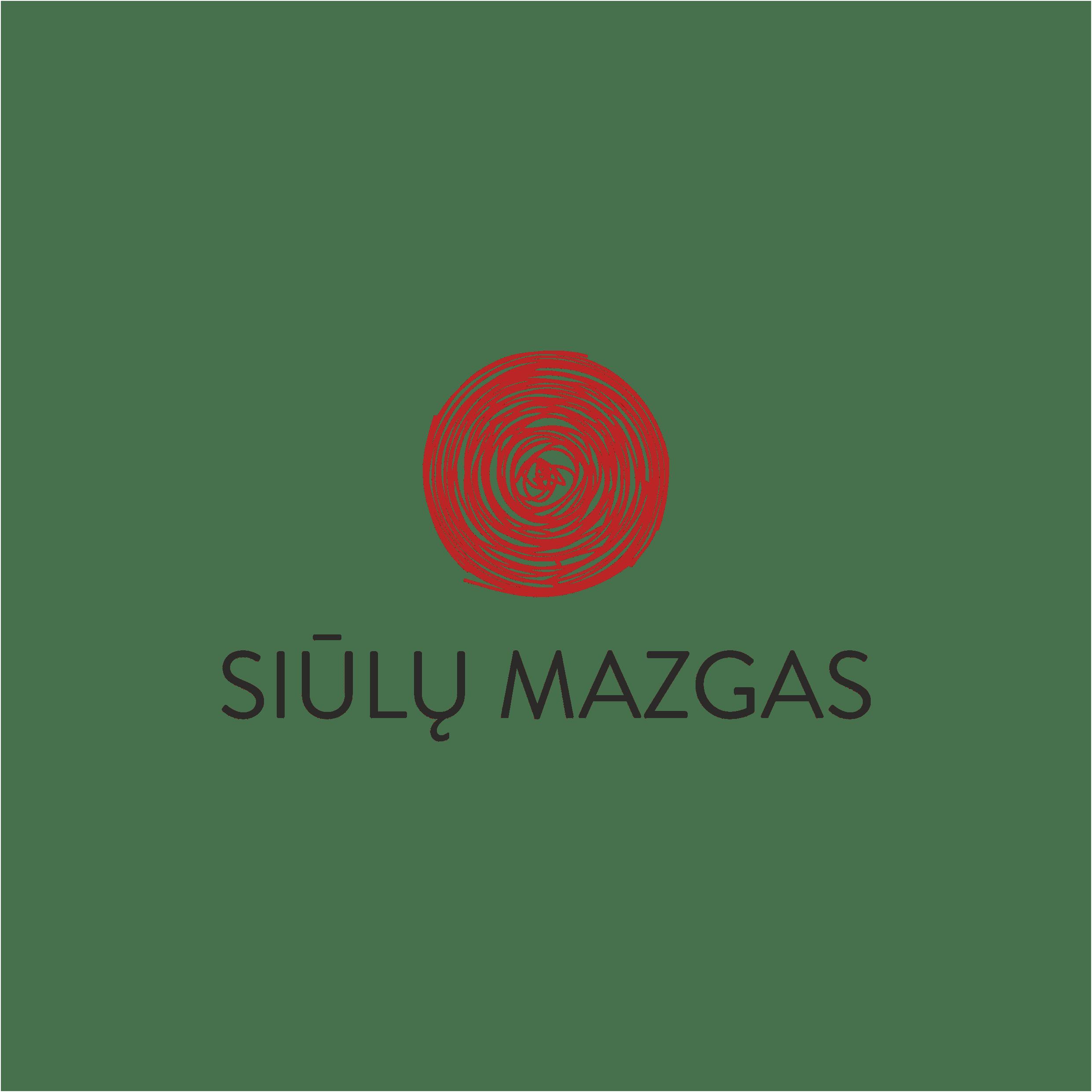 Siūlų mazgas logo